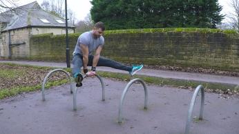 Calisthenics Personal Trainer Training Bodyweight Strength Skills Outdoors