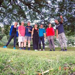 outdoor calisthenics group exercise bodyweight training class leeds
