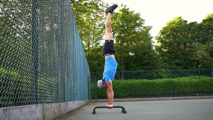 handstand program
